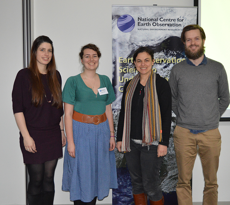 Researchers' Forum 2018 workshop winners